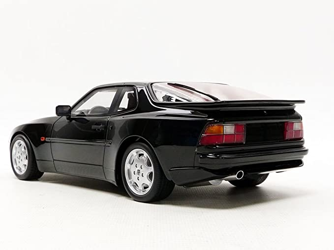 LS Collectibles - 944 Turbo S 1991 Porsche, ls023 C, Negro, en Miniatura (Escala 1/18: Amazon.es: Juguetes y juegos