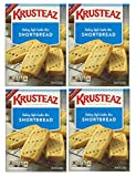 #10: 4 Pack | Krusteaz | Shortbread Bakery Style Cookie Mix