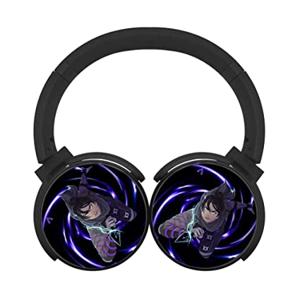 Amazon.com: Fashion Wireless Headphone Ninja Wraith Portable ...