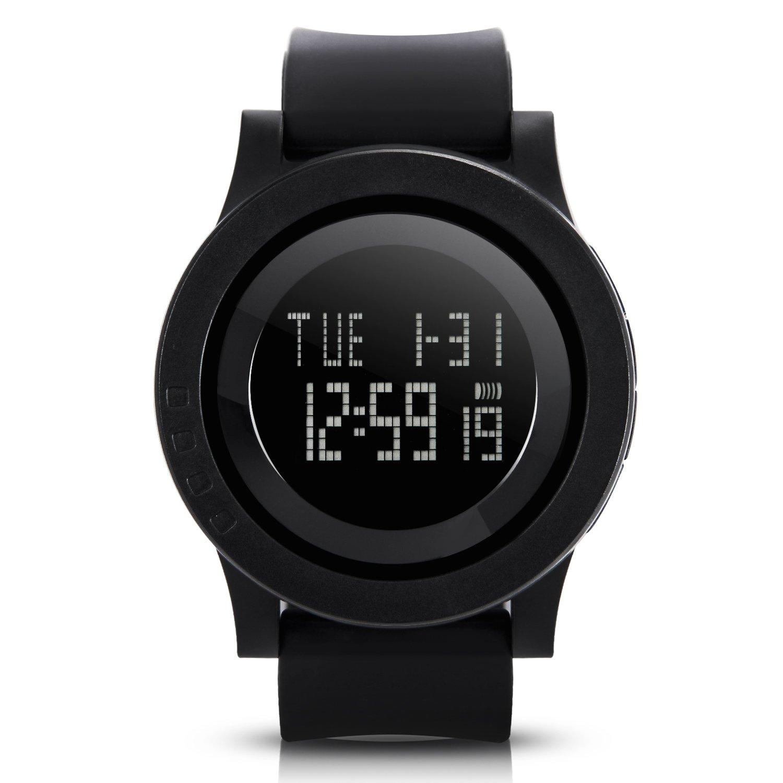 Hiwatch Waterproof Led Watch Digital Sport Watch With Big Black Dial Casual W.. 14
