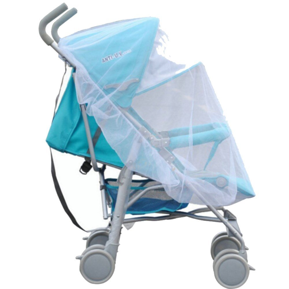 Mosquito Net Bug Net for Baby Strollers Carriers Car Seats Insect Netting for Infant Cradles Bassinets Cribs