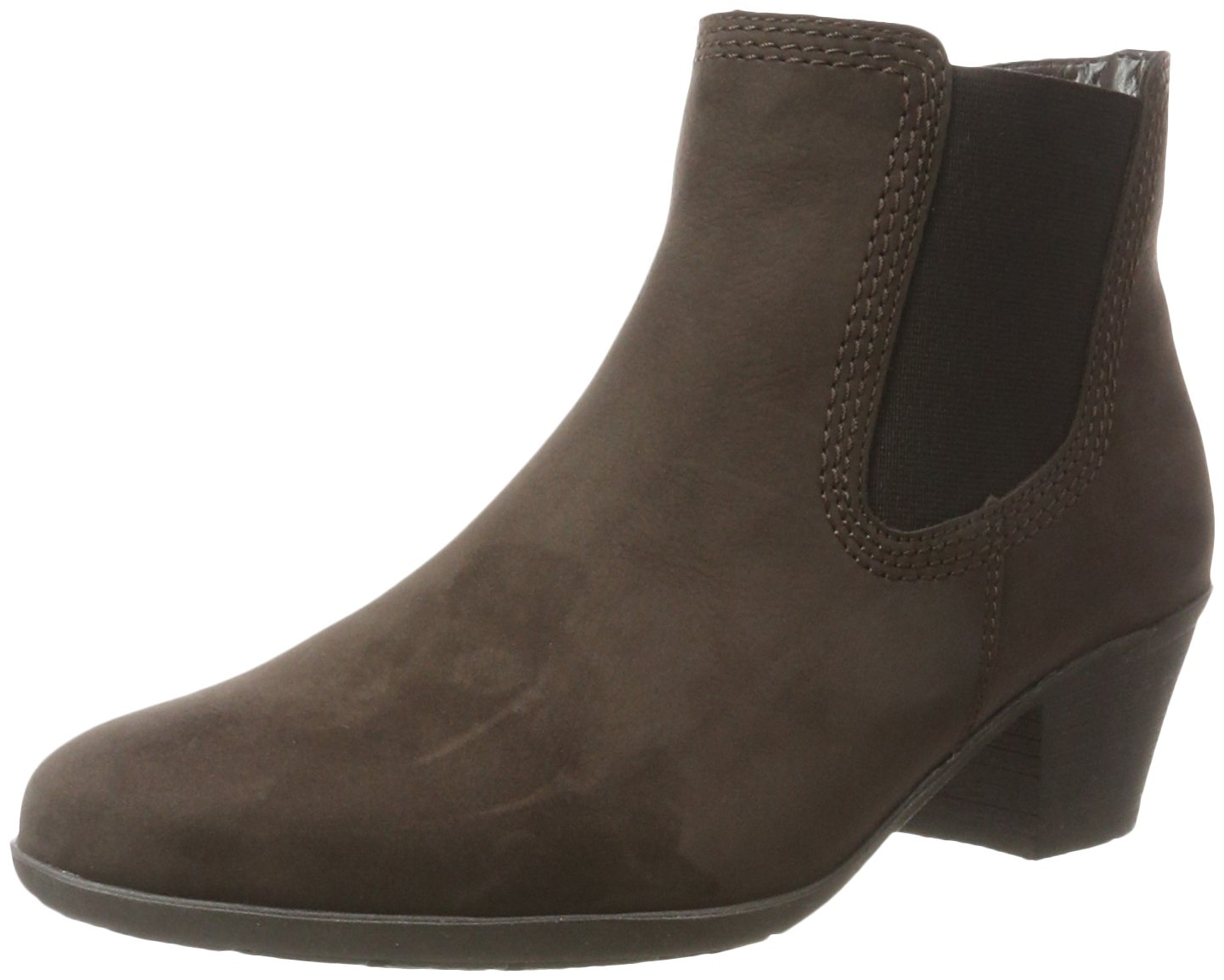 Gabor Shoes Gabor Casual, Botas para Mujer36 EU Marrón (18 Mocca)