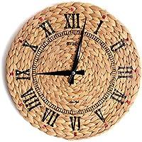 Ginkgo 37cm Hasır Duvar Saati S-370H0001R