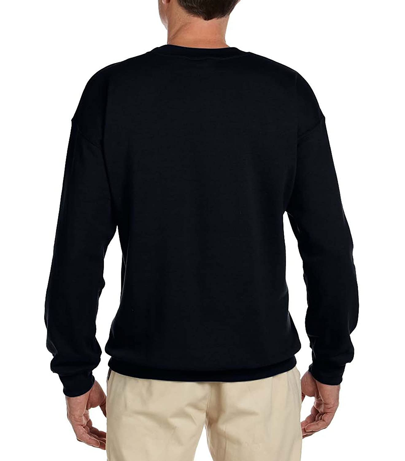 Native American Crewneck Sweatshirt Indian Feathers S-3XL