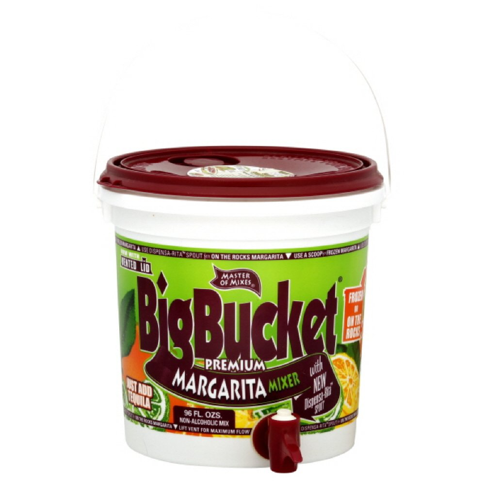Master of Mixes Margarita Mix, 96-Ounce Buckets (Pack of 2)