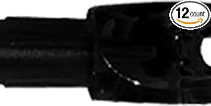Easton G Nock Large Groove Doz Bag White 970324|TF
