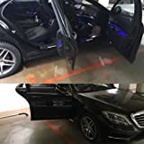 2x LED Projection Logo Ghost Shadow Car Door