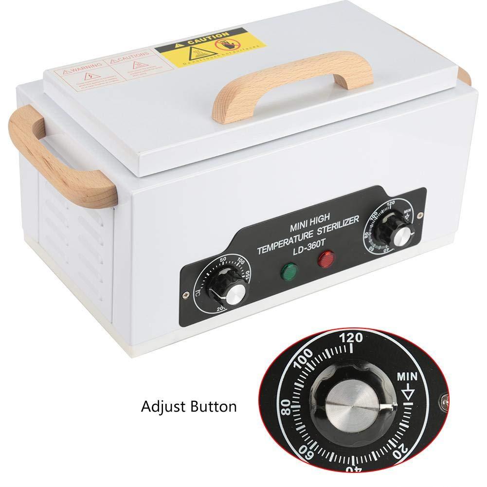 limpieza Esterilizador estetica toallas de calefacci/ón Gabinete de calefacci/ón de alta temperatura ultravioleta de 200 /° gabinete de toalla de necesidades diarias necesidades diarias