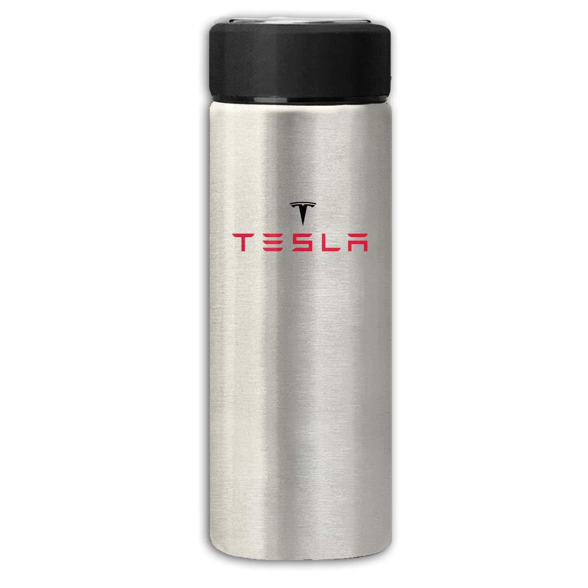 Amazon.com: LAURDE Botella térmica de acero inoxidable con ...