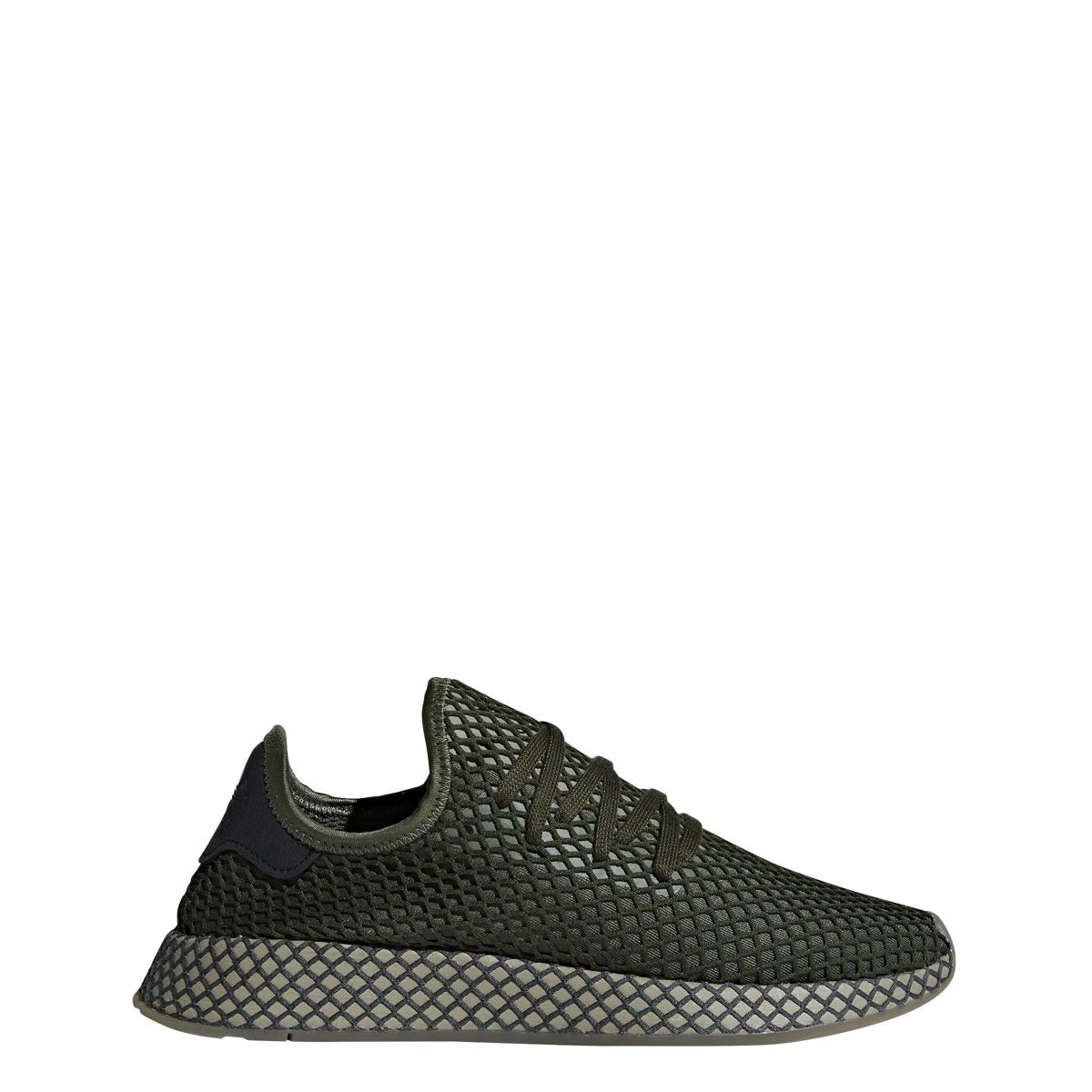 adidas Deerupt Runner Shoes White adidas Regional   adidas Regional          adidas Men's DEERUPT Runner GreenGreenOrange