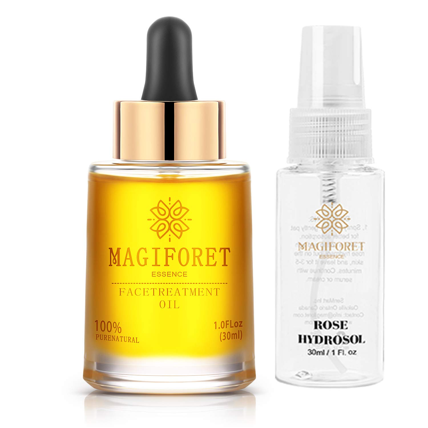 Amazon.com: Face Oil, MagiForet Natural Facial Oil osmanthus 1.0 oz, Organic  face serum, Vegan Anti Aging Moisturizer for unisex, safe for pregnant and  breast feeding women, with Jojoba Oil Argan Oil Rosehip