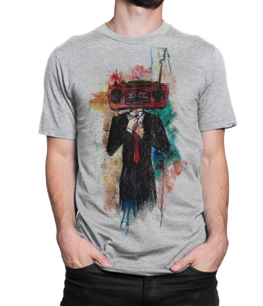 Radiohead Rock T Shirt 7622