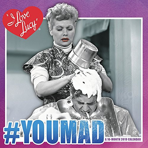 (I Love Lucy Mini Wall Calendar (2019))