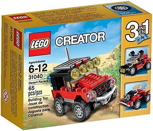 LEGO Creator Desert Racers 31040 / Toys / Building Toys / LEGO Racers / Building blocks / LEGO block / Education blocks / LEGO 31040