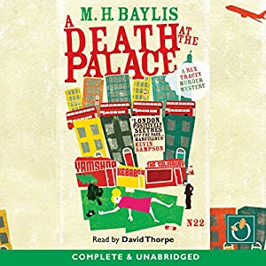 A Death at the Palace Audiobook