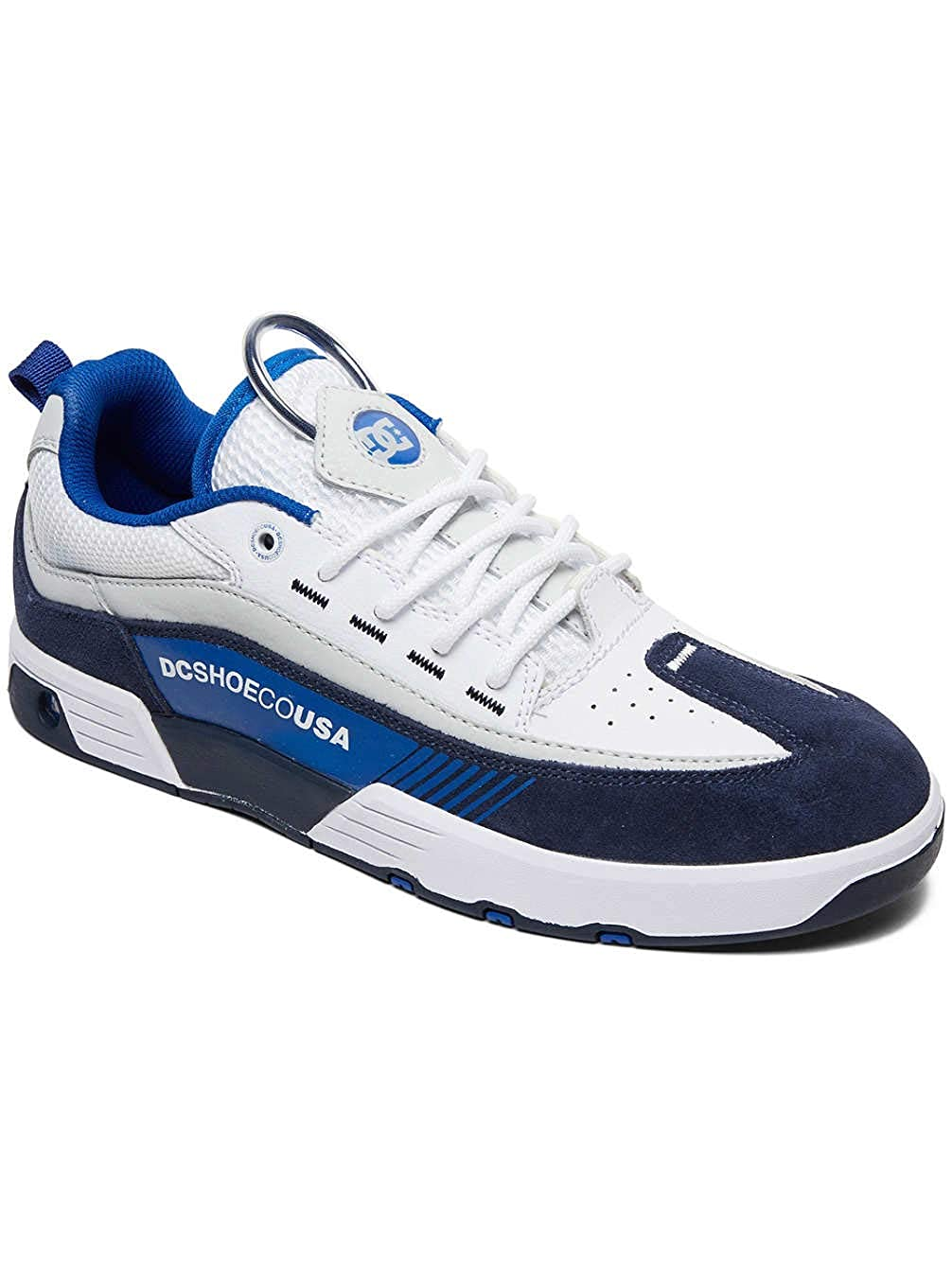 - DC Men Sneakers Legacy 98 Slim White 40