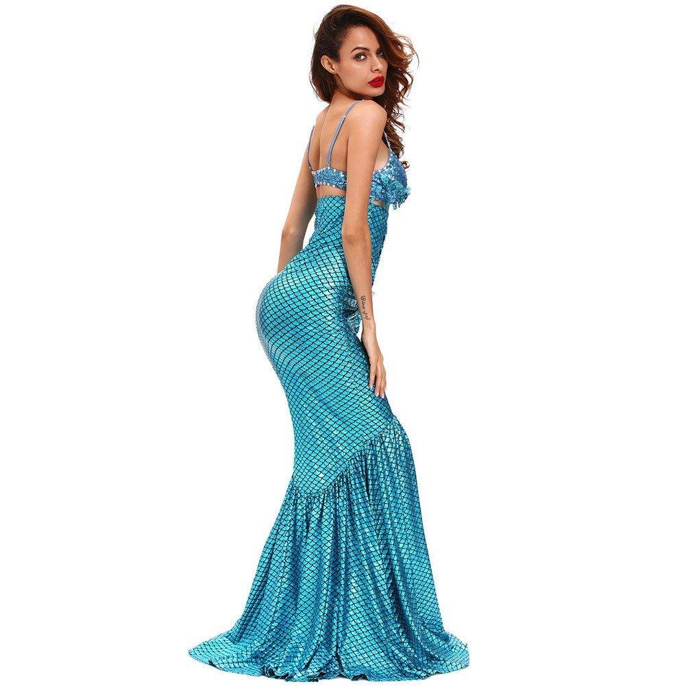 Rollenspiele sexy hohen Taille Miss Meerjungfrau Meerjungfrau Kostüm
