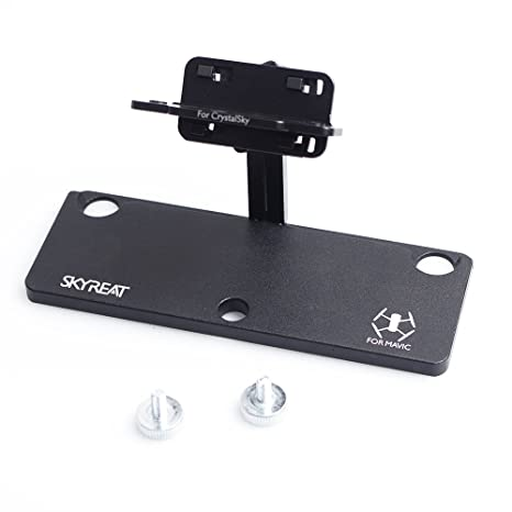 64855a8c8fc Amazon.com: Skyreat Aluminum-Alloy Foldable Extender Tablet Mount Holder  for DJI CrystalSky Work with Mavic 2 Pro/Zoom/Mavic Air,Spark Remote  Controller: ...