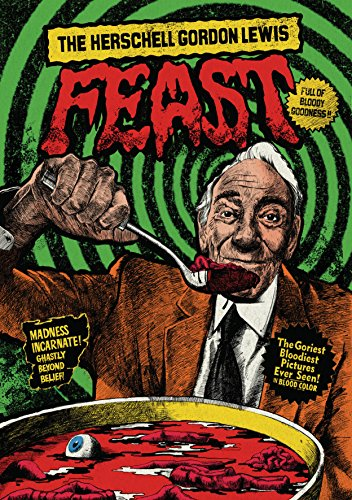 Herschell Gordon Lewis Feast, The (17-Disc Limited Edition Box Set) [Blu-ray + DVD] by Arrow Video