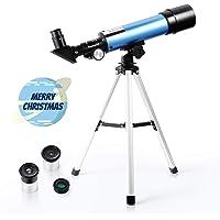 Telescopio Astronómico para Niños 90X HD Refractor