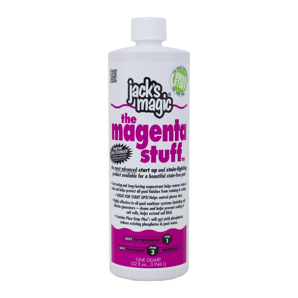 Jack's Magic The Magenta Stuff Size: 32 Ounce by Jack's Magic