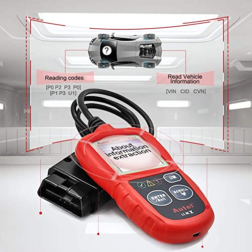 The Autel AL319 is one of the most ideal and capable auto diagnosis units in the market