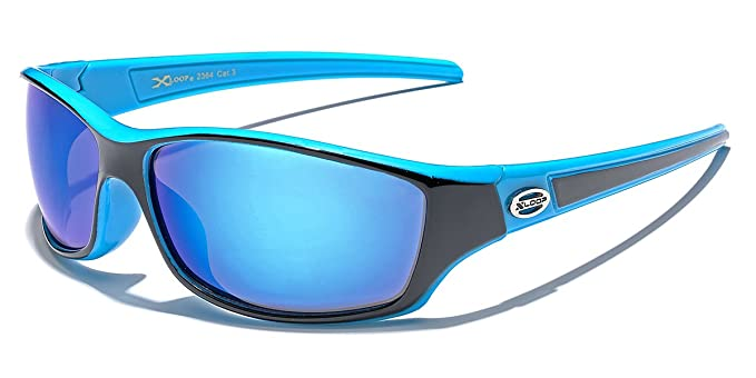9a245d75906c Women s Sport Running Cycling Water Sports Sunglasses - Black   Blue ...