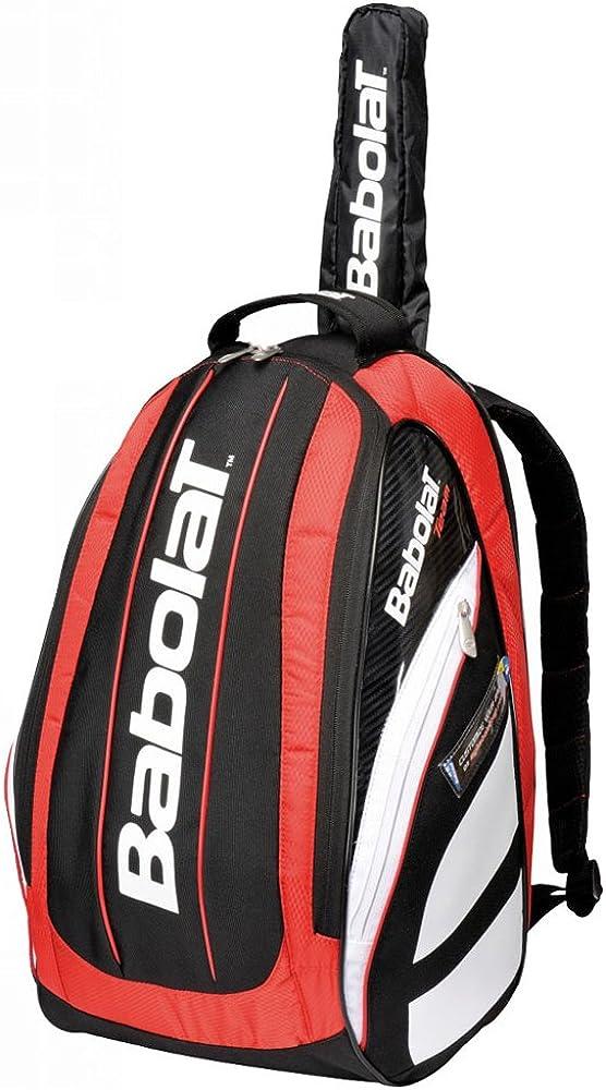 Babolat Team - Mochila de tenis rojo rojo Talla:Std.: Amazon.es ...