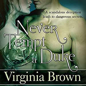Never Tempt a Duke Audiobook