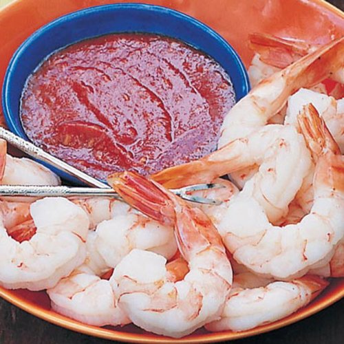 LBS OF JUMBO COOKED SHRIMP ()