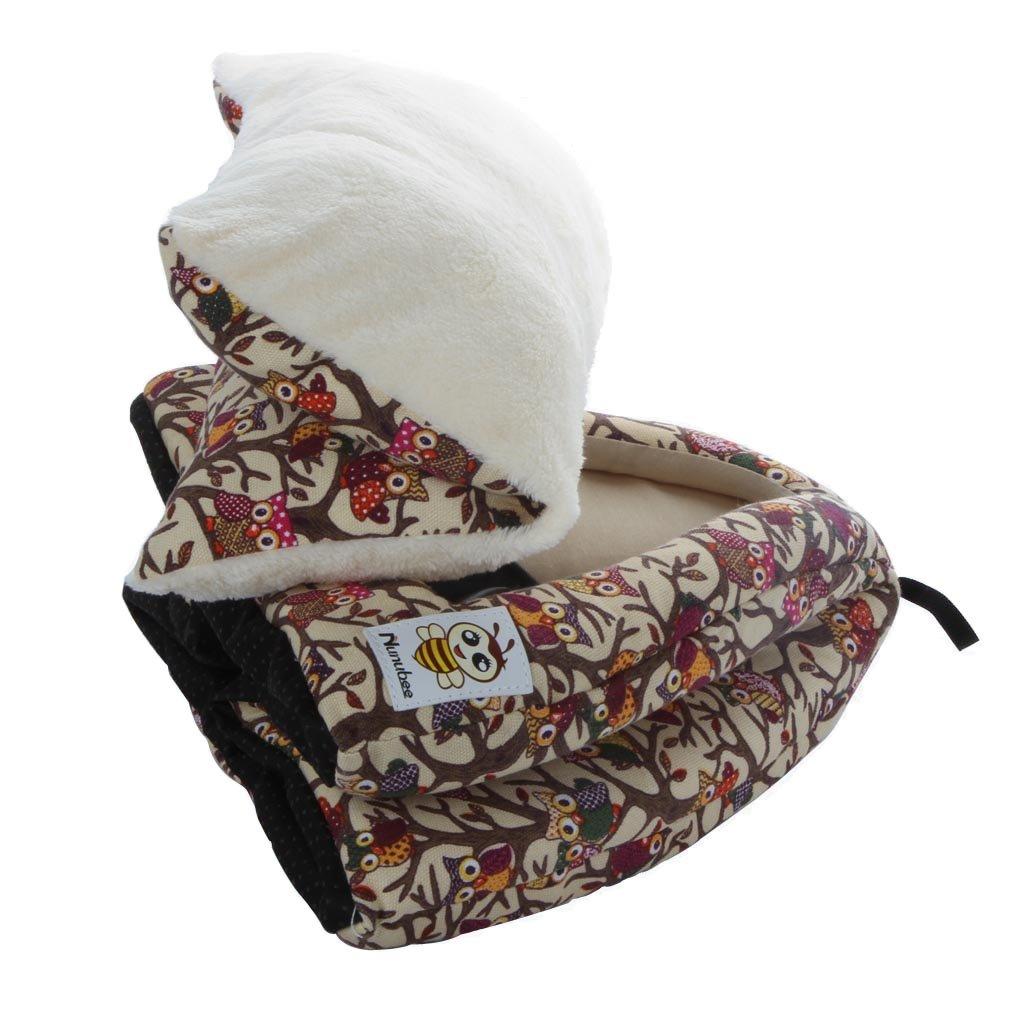 Nunubee Camas y cojines para perro, para caseta de mascota, almohadilla impermeable para gatos, colorido, pequeño, mediano y grande: Amazon.es: Productos ...