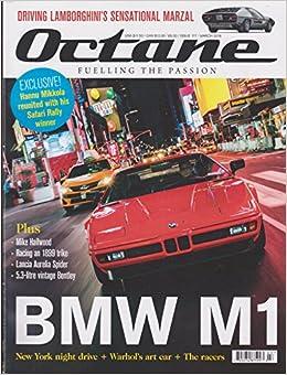 Octane Magazine March 2018 Issue 177 BMW M1: Various: Amazon
