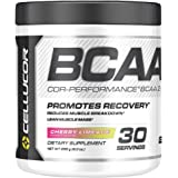 Cellucor COR Performance BCAA Powder, Branched Chain Amino Acids with Leucine, Isoleucine, and Valine, Cherry Limeade, 30 Servings