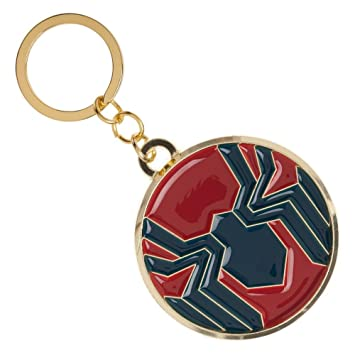 Bioworld Marvel Avengers: Infinity War Spider-Man Logo ...