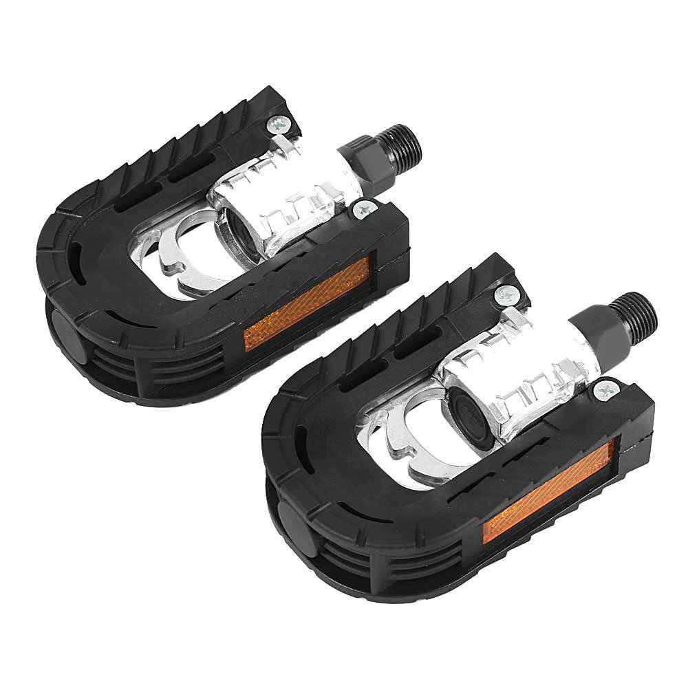 Wosonku Alloy Bicycle Mountain Paired Aluminum Bike Non-slip Folding Pedals Accesseries