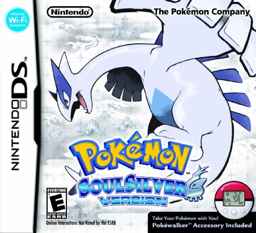 Pokemon SoulSilver Version by Nintendo