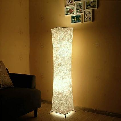 Amazon Com Led Floor Lamp Soft Lighting Nordic Minimalist Design