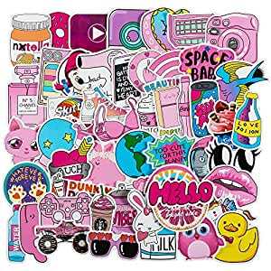 Amazon.com: Cute Laptop Stickers for VSCO Girls[50PCS ...