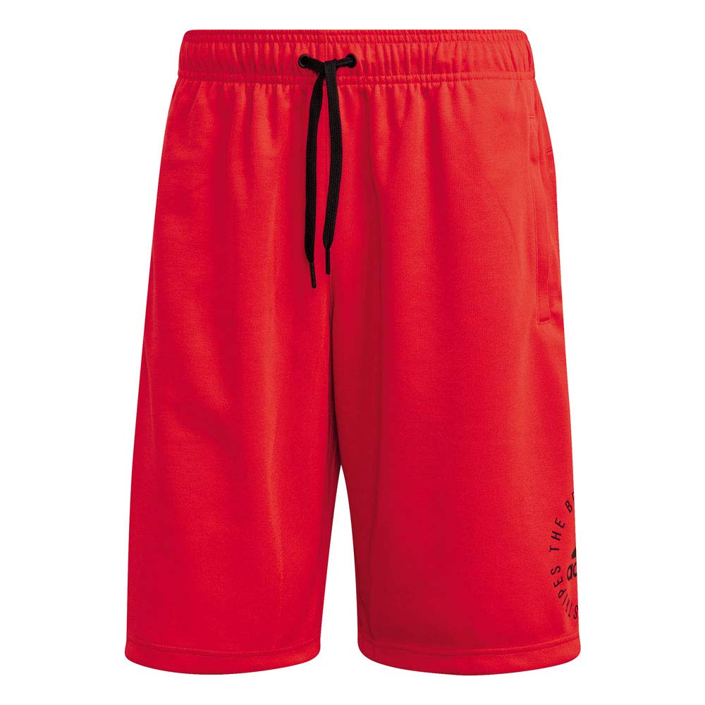 adidas Sport ID Short Shorts, Hombre, Active Red, S