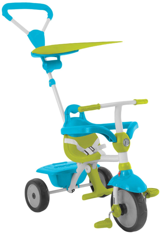 smarTrike Zip Baby Tricycle, Blue