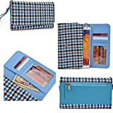 Phone wallet cell phone holder with wrist strap for Allview X2 Soul Style, Allview X2 Soul Style + Platinum