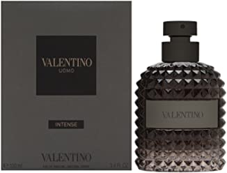 Valentino Uomo Intense by Valentino EDP for Men, 3.4 Fl Oz