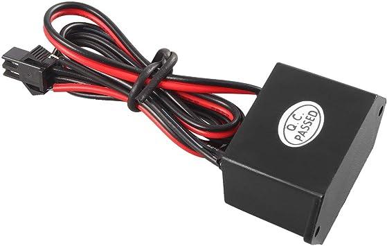 """12/""""x1.25/"""" EL Tape//EL Panel//EL Back Light With 12V Without Inverter//Battery Box"""