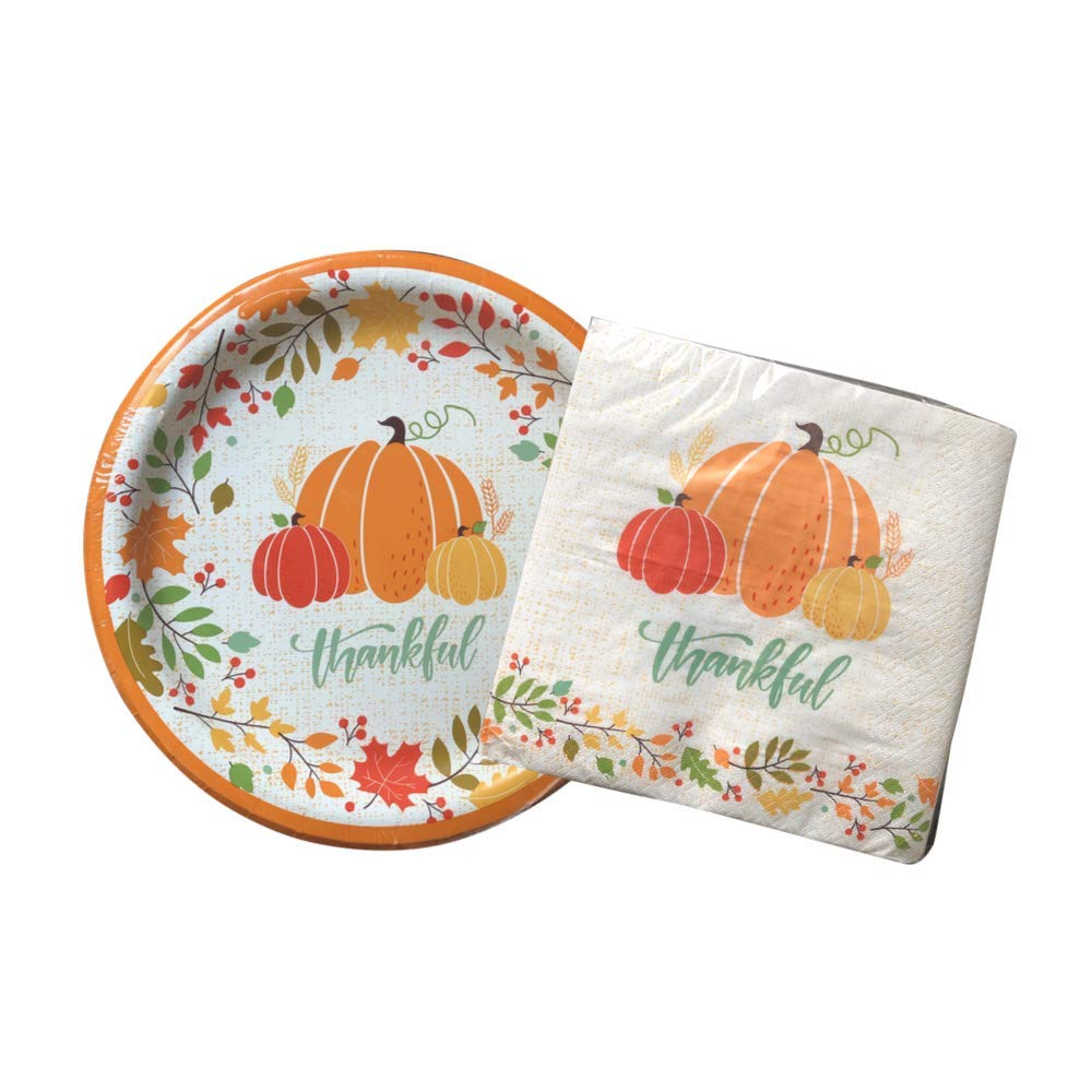 Avery Stripe Fabric Napkins-Set Of 4 Everyday Fall Autumn Thanksgiving RustSpice