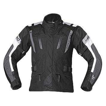 5c1c4136 Held 4 Touring Textile Jacket Black: Amazon.co.uk: Car & Motorbike
