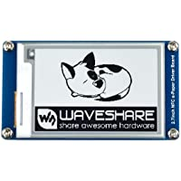 Waveshare 2.7inch Passive NFC-Powered E-Paper Module Wireless Powering and Data Transfer Black/White E-Paper Display