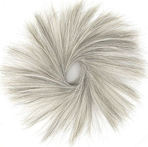 WIG Univers Hair Extension Scrunchie 21 in Grey 51 from WIG UNIVERS