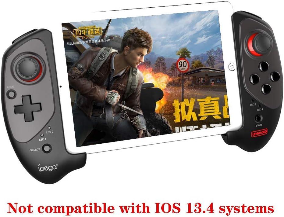 IPEGA PG-9083S Wireless4.0 Wireless Gamepad Trigger Pubg Controller Mobile Joystick Compatible Phone8/XR/XS iOS Compatible Android Mobile Phone Tablet