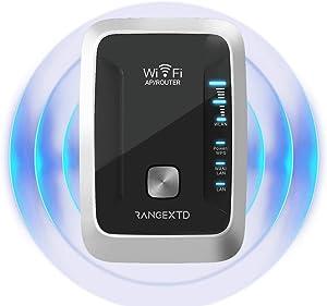 RangeXTD WiFi Range Extender 2X Strength 3.4G Transmission