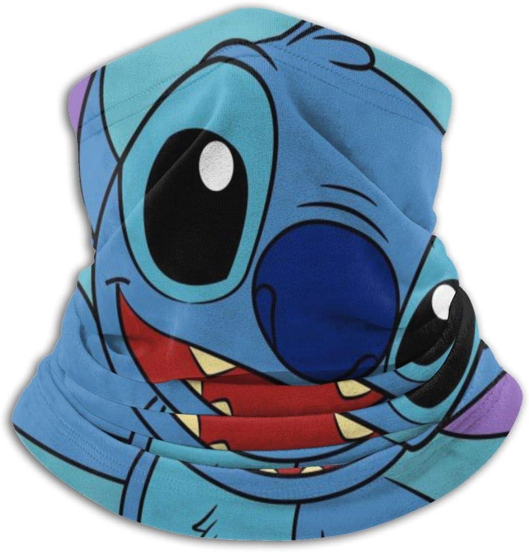 Scarf Bandana,Muffler,Neck Gaiter,Magic,Hatliner Sweatband Face Mask Black NCK-1107 Dydan Tne Balaclava Headband Lilo /& Stitch 11